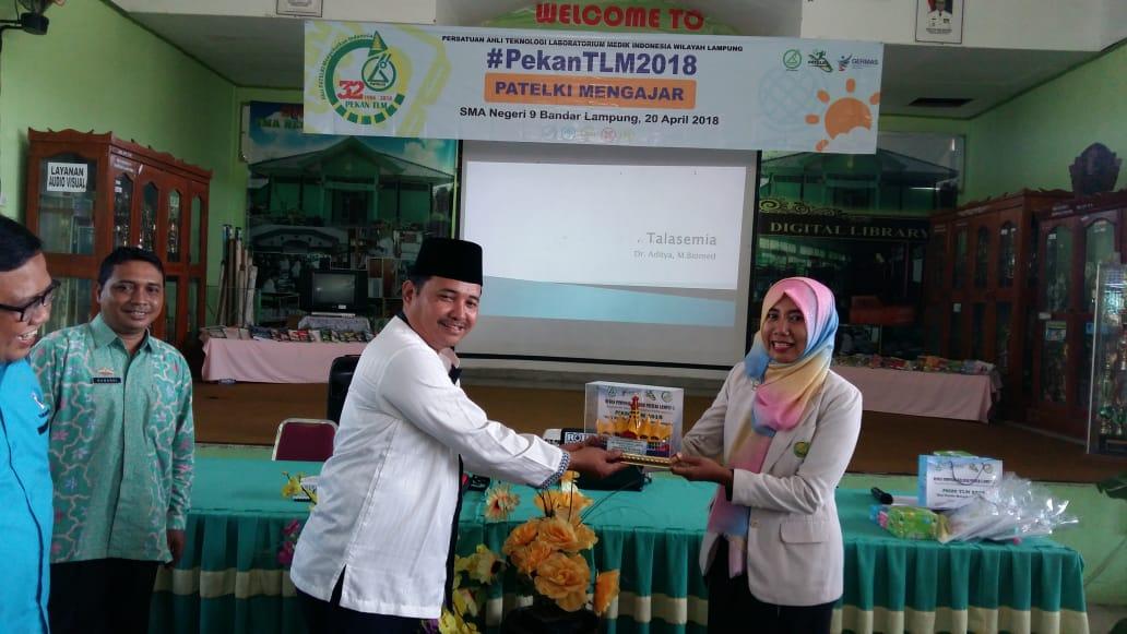 Sosialisasi PATELKI Poltekes Lampung