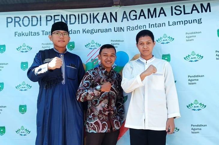 Juara 1 Tahfidz Tingkat Provinsi Olimpiade PAI di UIN Raden Intan