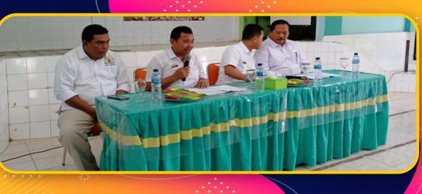 Rapat Koordinasi HUT ke 44 SMA Negeri 9 Bandar Lampung