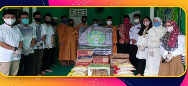 Siswa-Siswi SMA Negeri 9 Bandar Lampung Berbagi