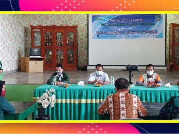 Pelepasan Mahasiswa PPL UIN Raden Intan Lampung