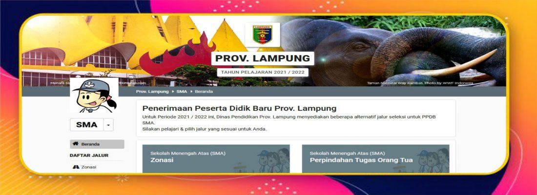 Informasi Daftar Ulang PPDB Tahun Pelajaran 2021/2022